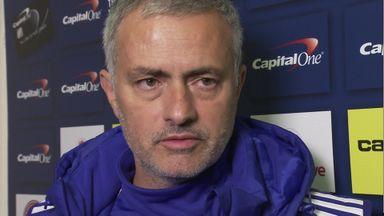 Mourinho quiet on Costa