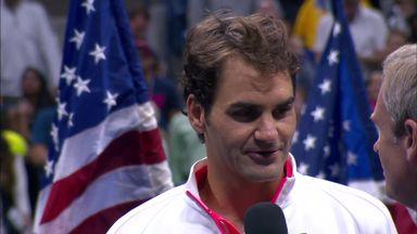 Lessons learnt for Federer