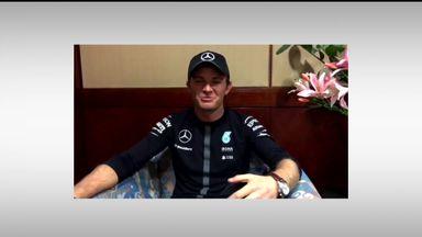 F1 social media round-up