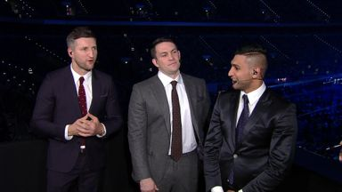 Froch hails Fury game plan