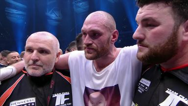 Fury becomes heavyweight world champion
