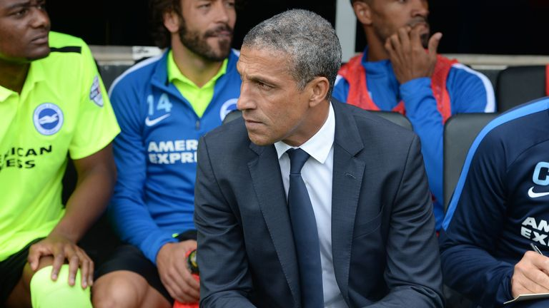 Hughton eyes big chance