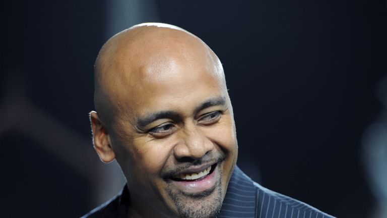 Jonah Lomu: Was the perfect man in and out of the rugby arena