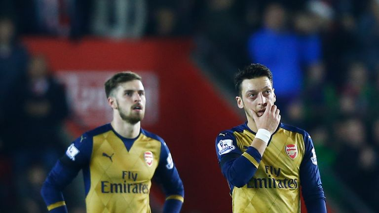 After losing to out-of-form Southampton, will Arsenal again fall short of the winning the Premier League?