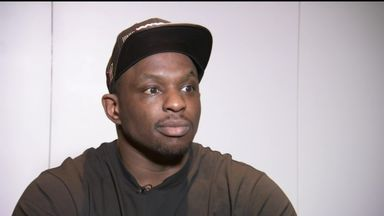 Whyte still believes he can beat Joshua