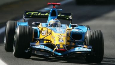 Renault's history in F1