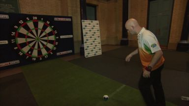 Darts Ball Challenge - Caven