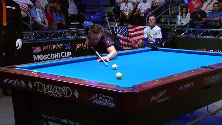 2015 Mosconi Cup | Video | Watch TV Show | Sky Sports