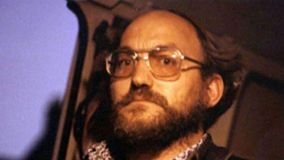Undated handout file photo issued by Police Service of Northern Ireland of child serial killer Robert Black