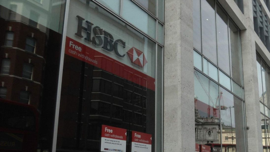 HSBC plans to cut thousands of jobs in the UK and may also close a number of branches