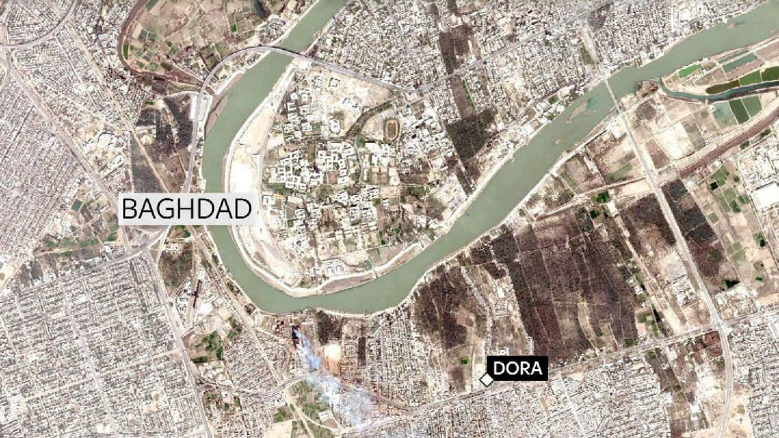 Three US missing amid reports of kidnapping