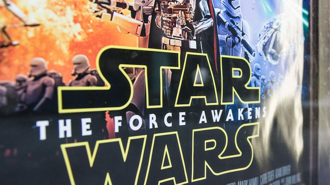 Next Week's Premiere Of New Star Wars Film Eagerly Awaited