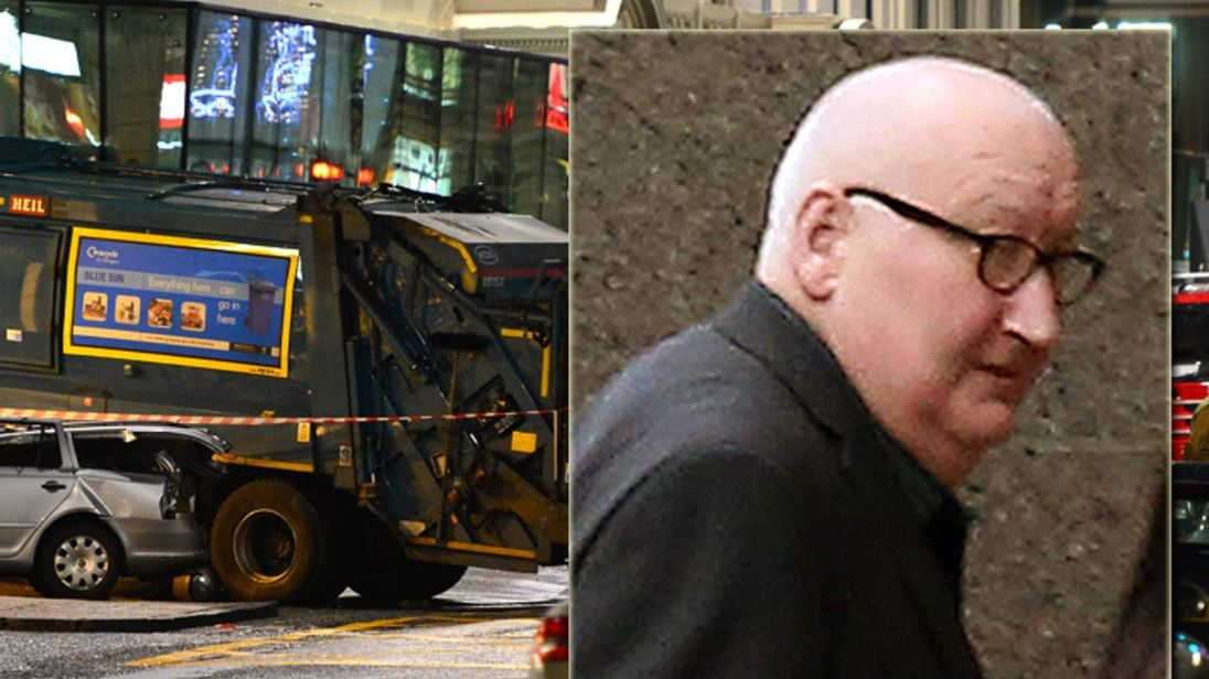 Bin Lorry Crashes Into Pedestrians Causing Fatalities And Casulaties
