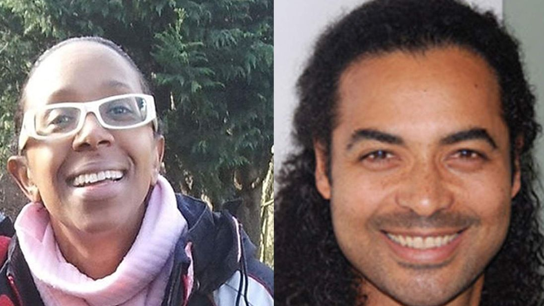 Sian Blake And Arthur Simpson-Kent