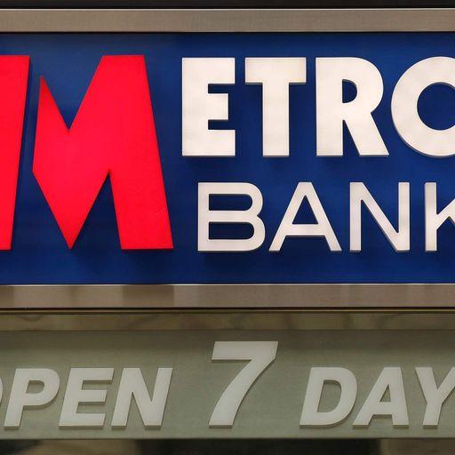 Sky Views: Metro Bank