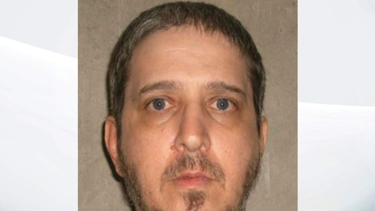 Oklahoma Death Row Inmate Richard Glossip
