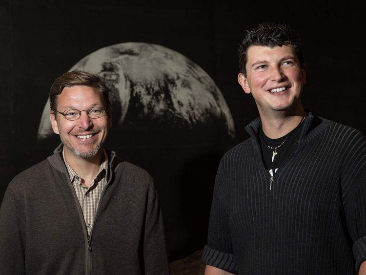 Planet Nine researchers