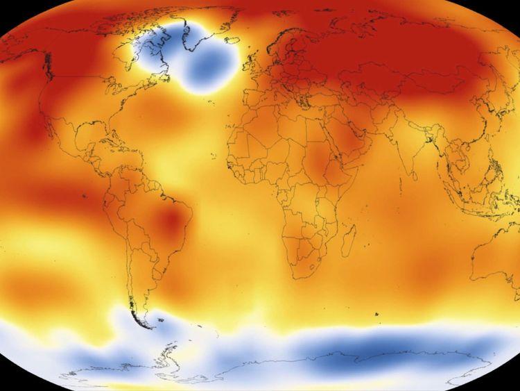 World heat wave