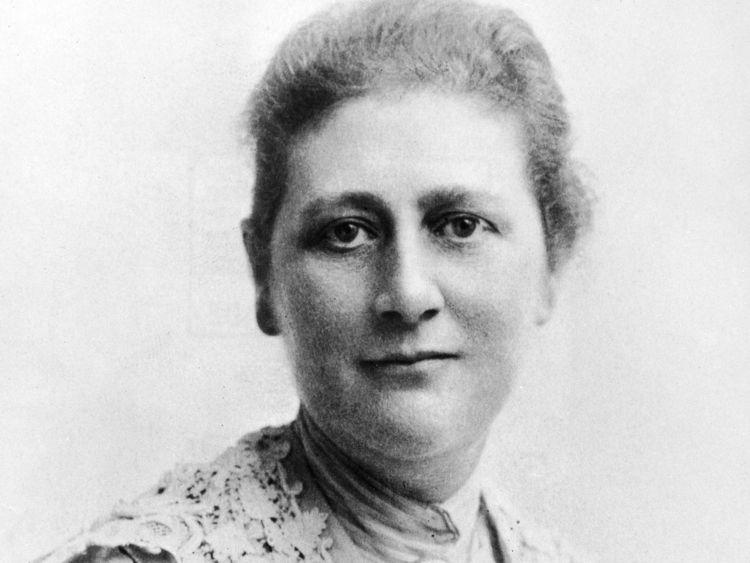 Portrait Of Author Beatrix Potter