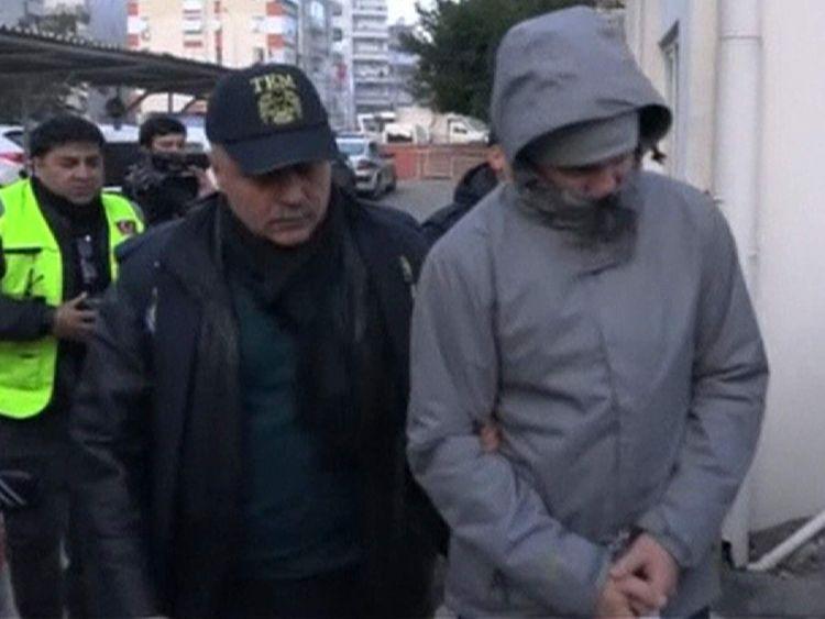IS Arrests