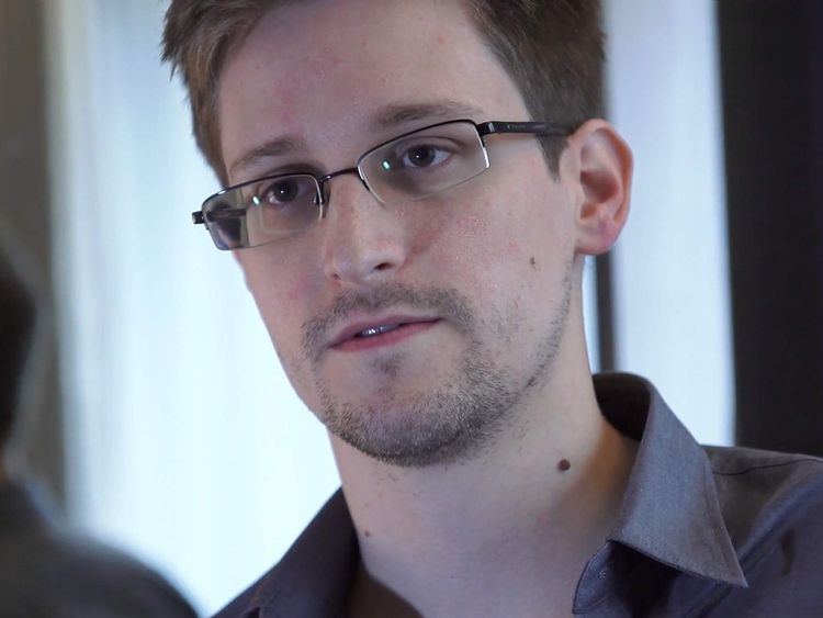 Edward Snowden leaked information about intelligence programmes