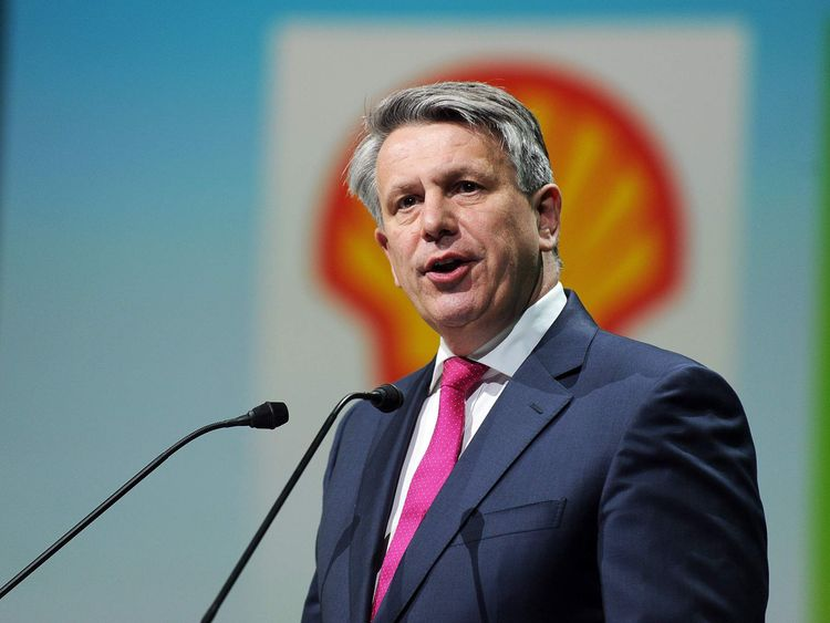 Shell says annual profit nearly triples to $13B