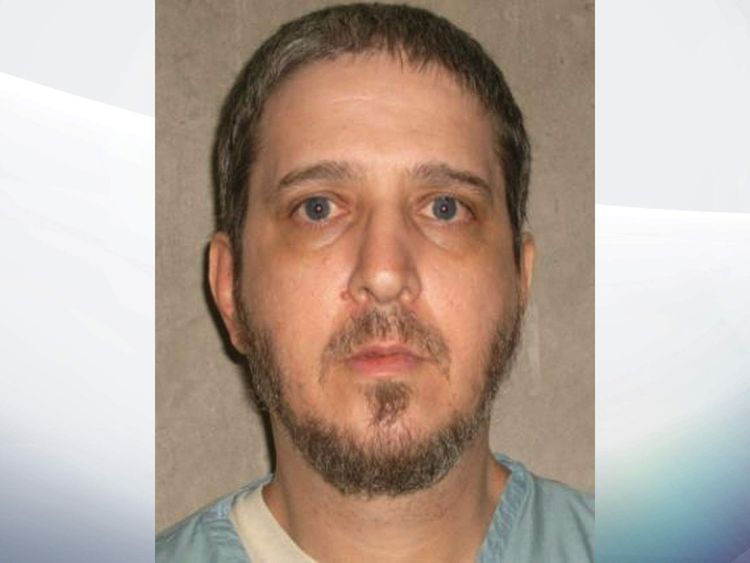 Oklahoma Death Row Inmate Richard Glossip