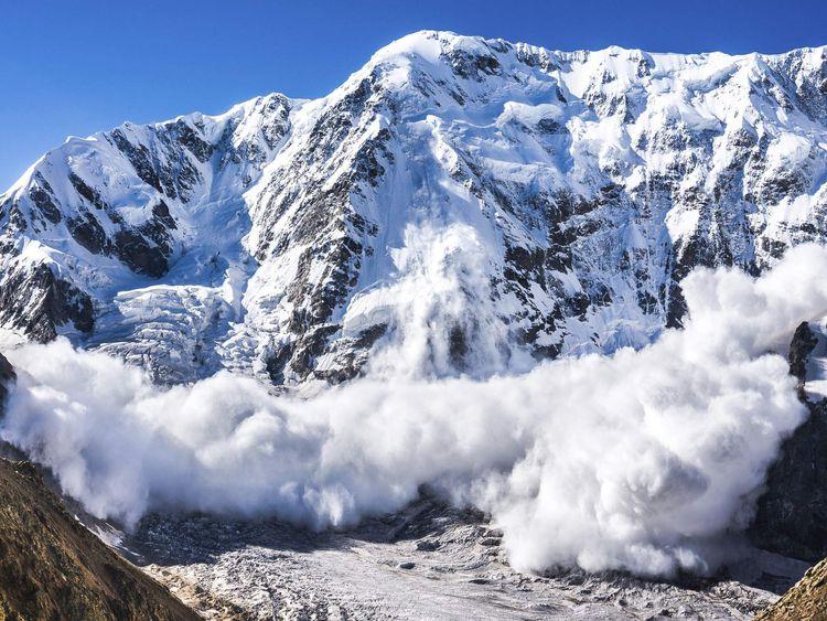 Avalanche file picture
