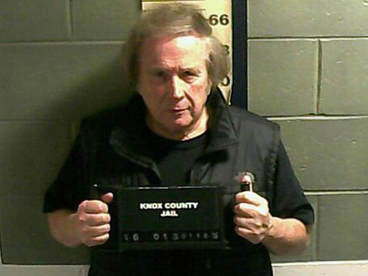 Don McLean charged with domestic violence in Maine