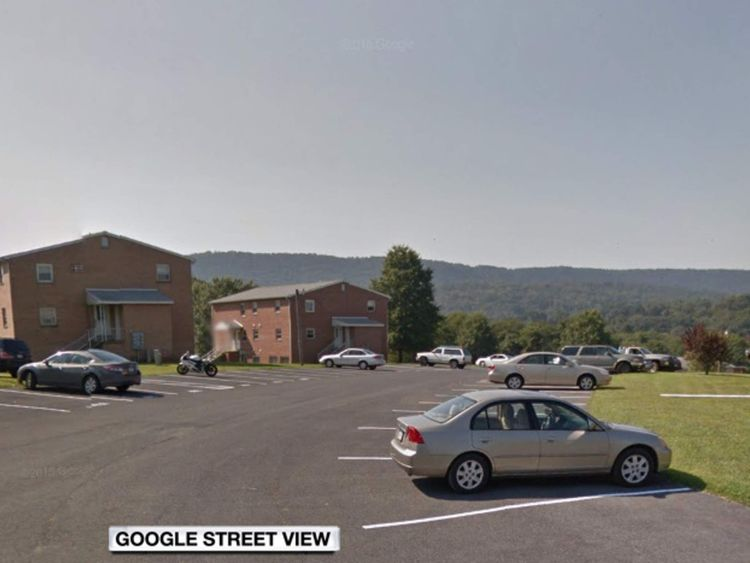 Google Street View of Rebecca Drive in Penn Township