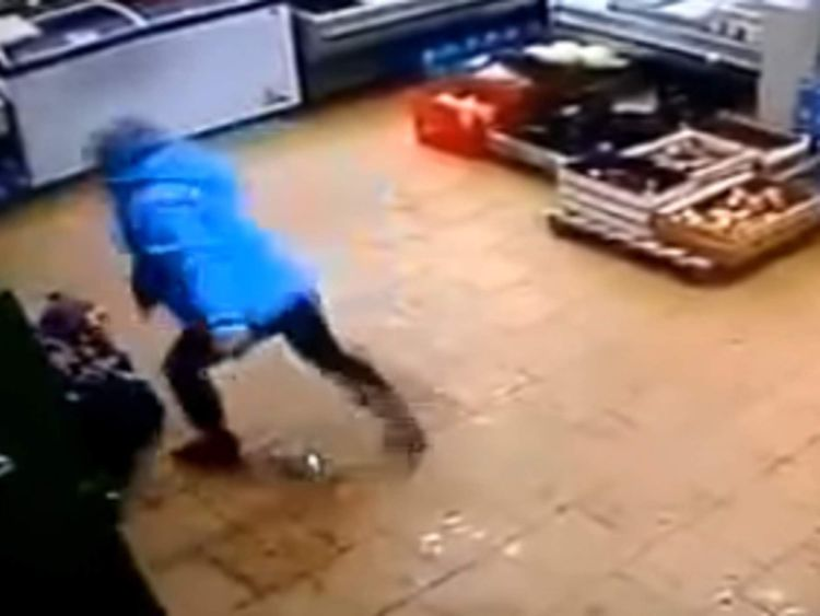 mother beats 6 year old son and throws him in snow