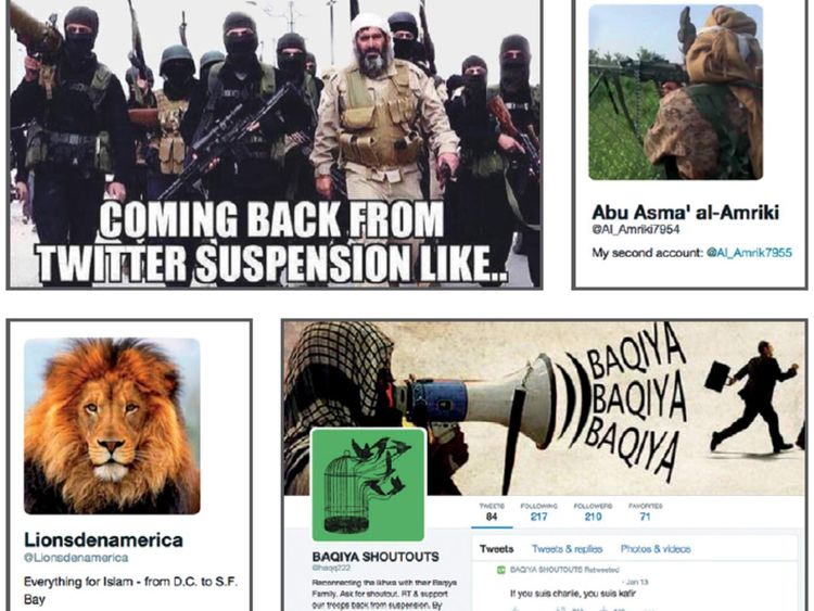 ISIS in America: From Retweets to Raqqa