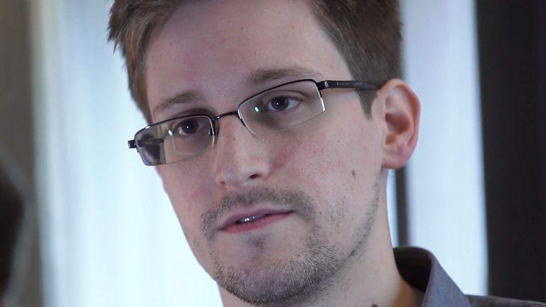 Edward Snowden leaked information about intelligence programmes.