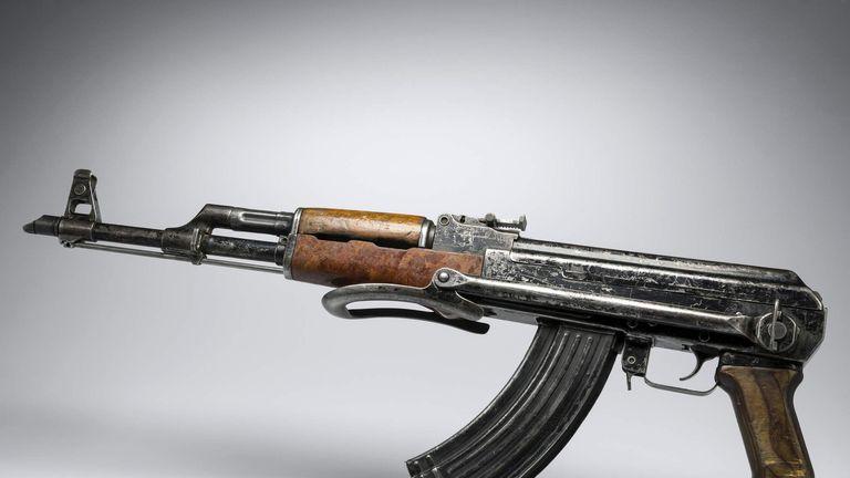 AK-47 Assault Rifles To Be Made In Florida   US News   Sky News