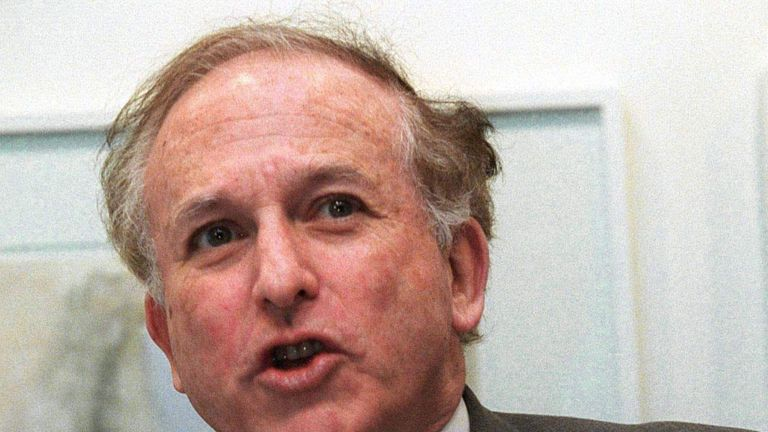 Lord Janner, whose daughter said the accusations caused 'irreversible damage'