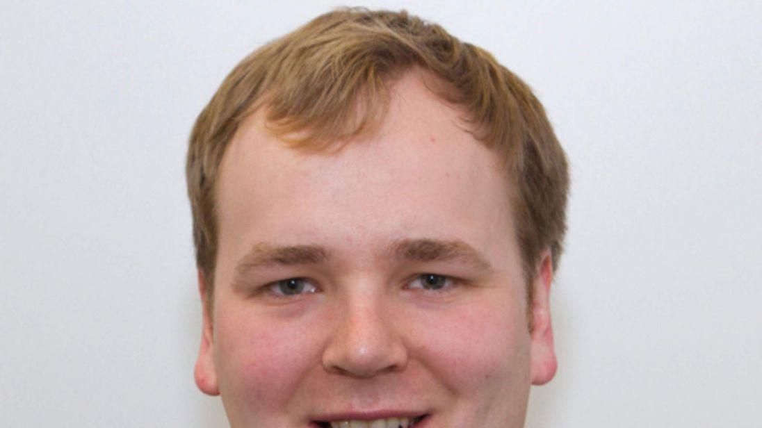 Conservative MP William Wragg.