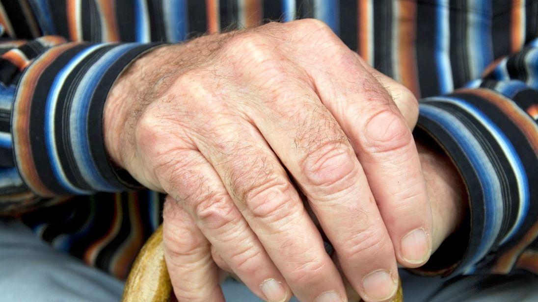 A retiree
