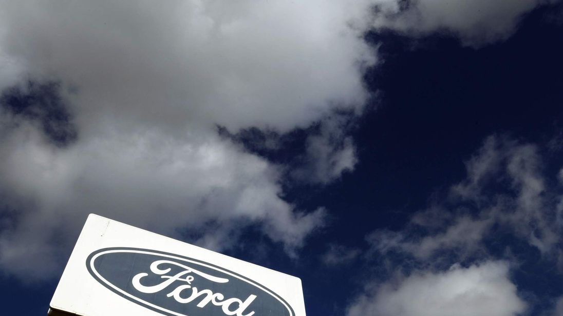 Alan Mulally, the man credited with rescuing the US carmaker Ford is leaving the company.