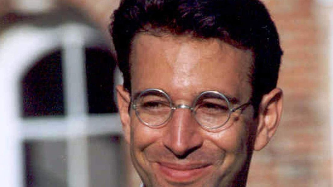 Wall Street Journal reporter Daniel Pearl, who was murdered by Al Qaeda in 2002