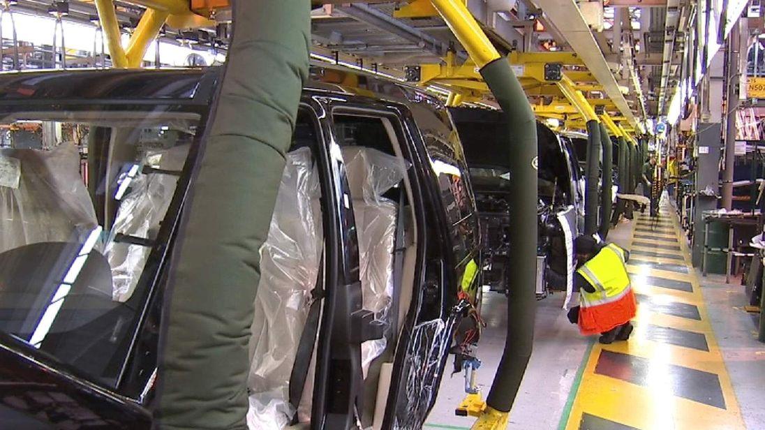 Car Production Generic