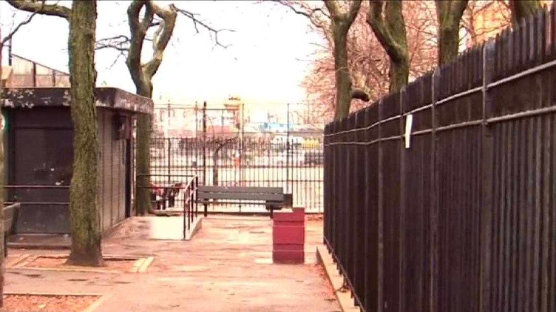 Teenager gang raped in Brooklyn playground