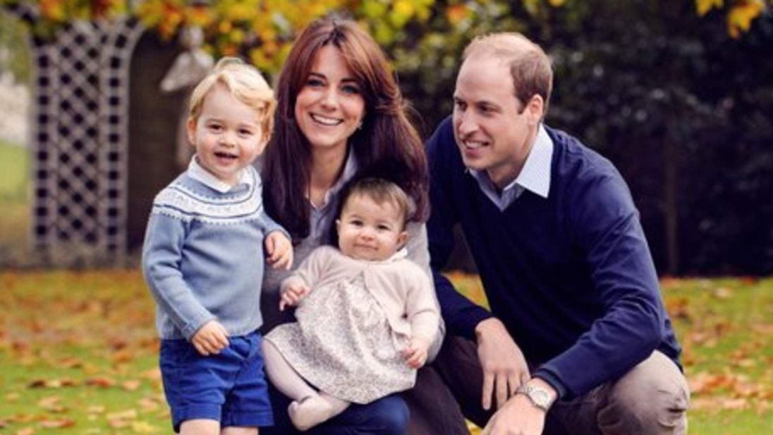 Royal Family new photo