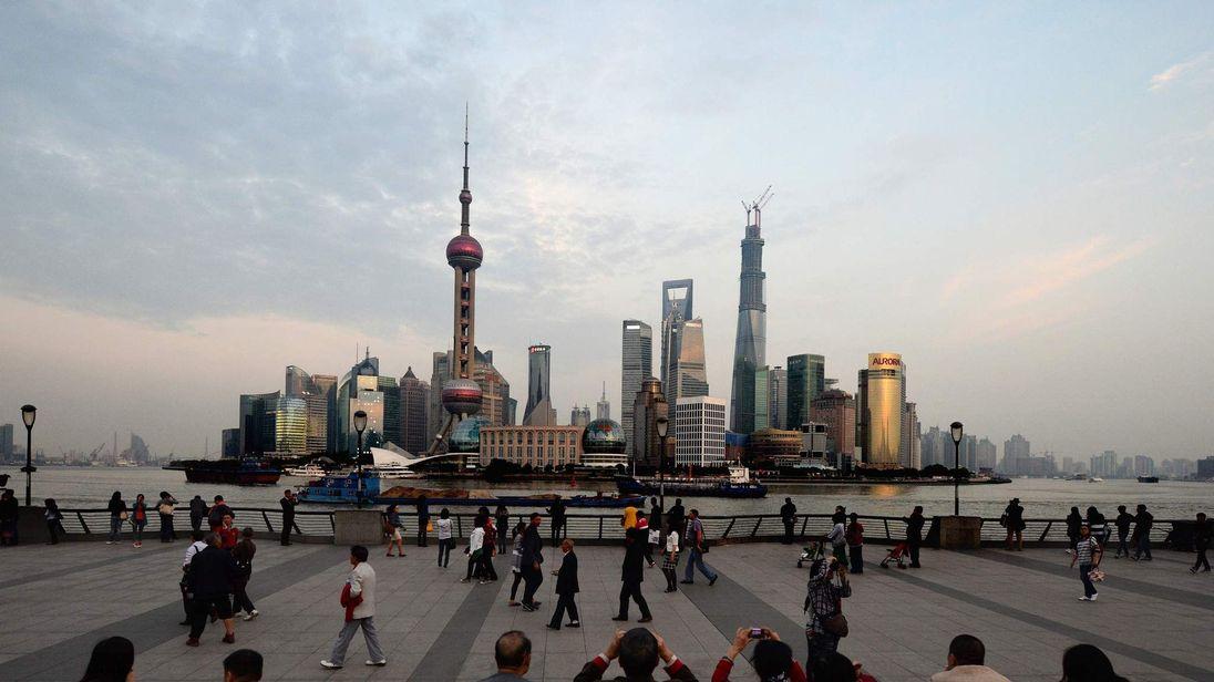 CHINA-POLITICS-ECONOMY