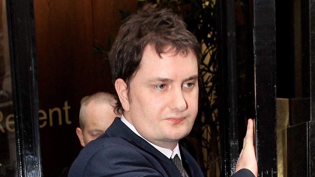 Dr Adam Osborne, brother of shadow chancellor George Osborne
