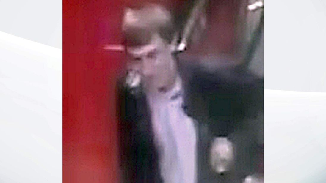Police release CCTV image of man they want to speak to