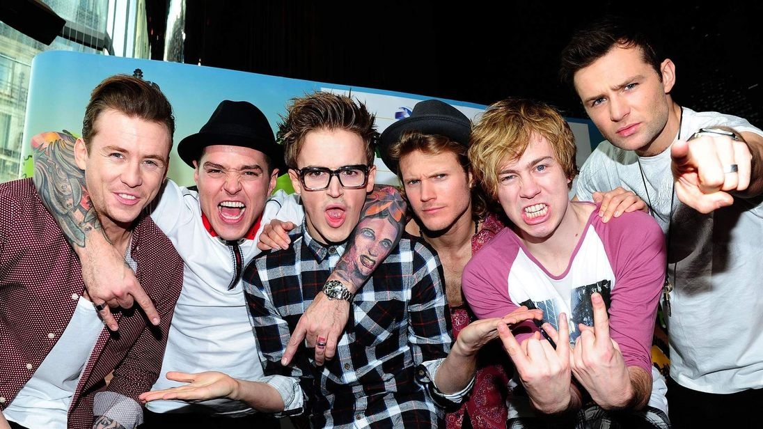 McBusted announcement