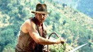 'Indiana Jones and the Temple of Doom' film - 1984