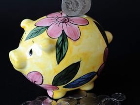 Pocket Money Piggy Bank Generic