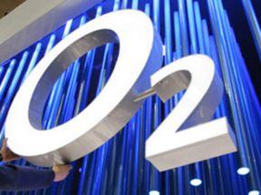 O2 mobile phone operator logo