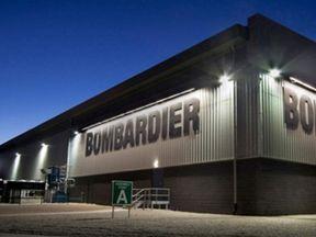 Bombardier Website